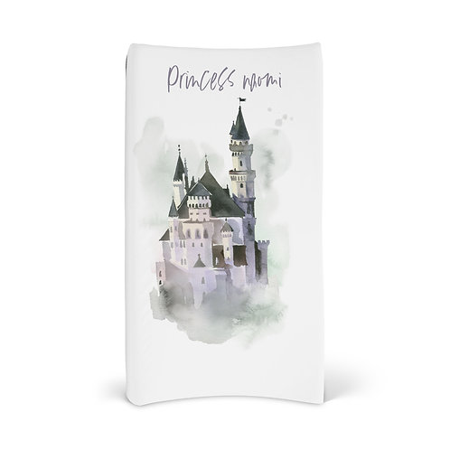 Personalized Changing Pad Cover - Enchanted Castle