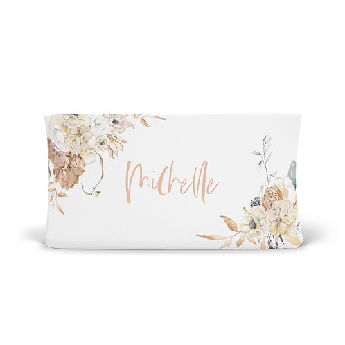 Personalized Changing Pad - Classic corners