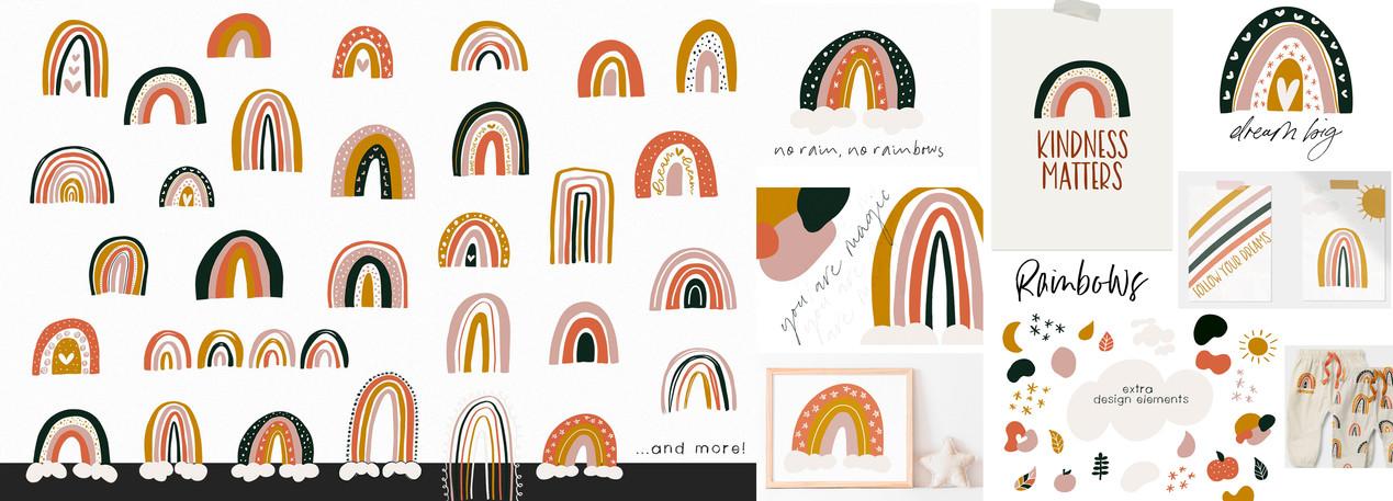 rainbow-collection
