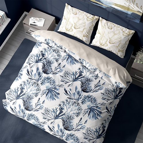 Personalized duvet cover - Neptune patterns
