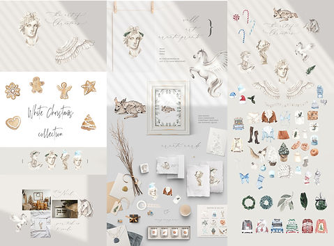 White Xmas collection.jpg