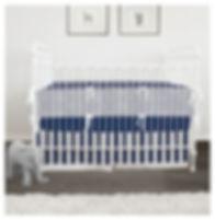 baby boy dots nursery