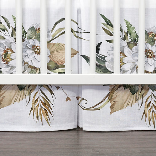 Bed skirt - Out of Africa