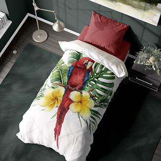 Twin room top-tropical-macaw.jpg