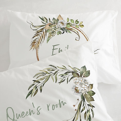 DYO - Custom hotel pillow - Out of Africa