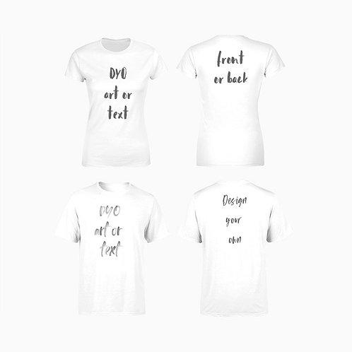 DYO - GenderFree T shirt