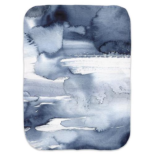 Newborn Swaddle - Neptune gradients ombre