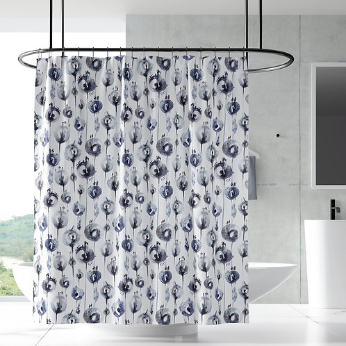 Shower Curtain - Iceland flowers