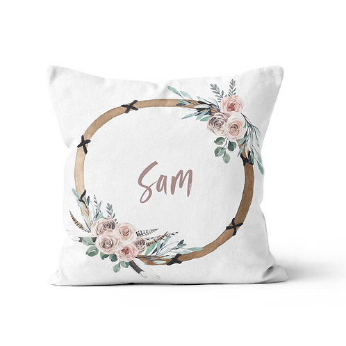 Throw Pillow - Boho