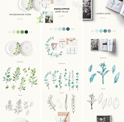 greenery II collection