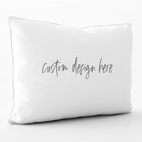 DYO - Custom kisses pillow - Mermaid