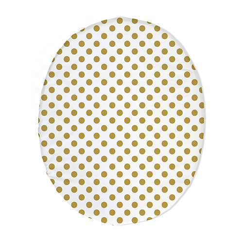 Stokke mini sheet - bunnies & gold