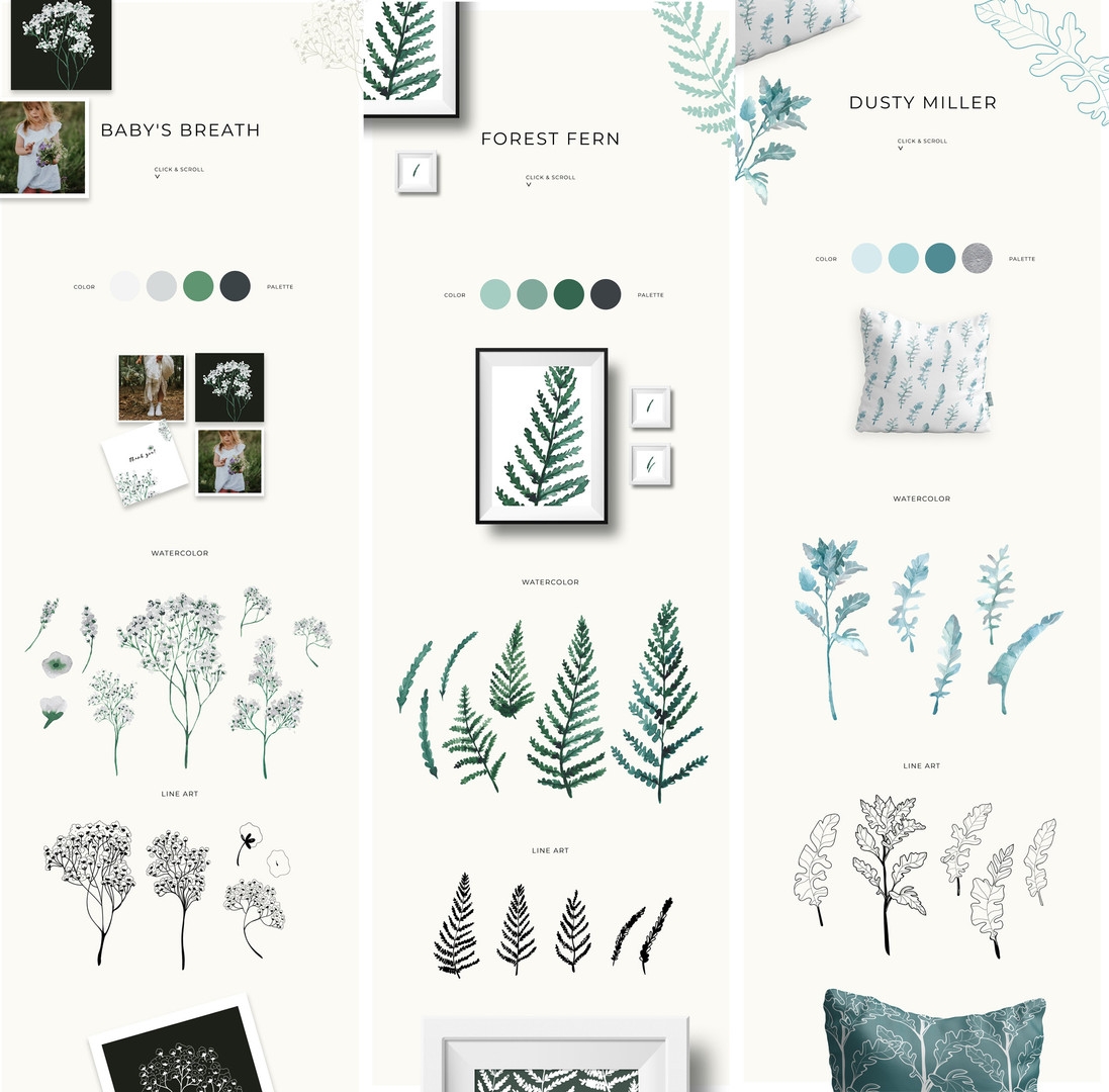 greenery I