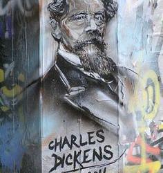 Dickens has street cred, yo!