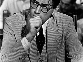 Fact; Gregory Peck was hot as hell.