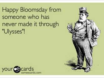 A brilliant Bloomsday to ye!