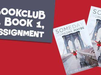 #BwayBookClub: 1st Assignment