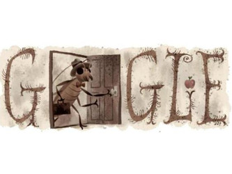 Happy 130th Birthday, Franz!
