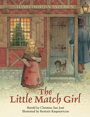 The Little Match Girl by Hans Christian Andersen.jpg