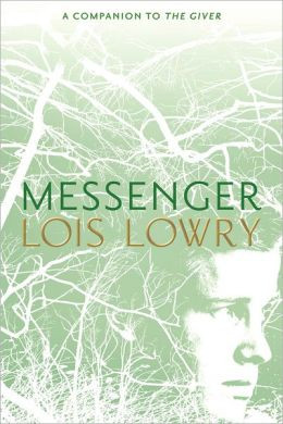 Messenger by Lois Lowry.JPG