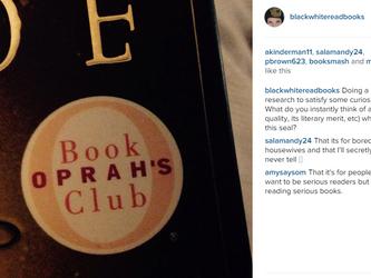 """You get a book and you get a book and you get a book!  You all get books!"""