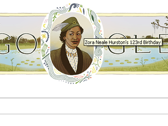 Happy Birthday, Zora Neale Hurston!