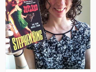 Spending Stephen King's money