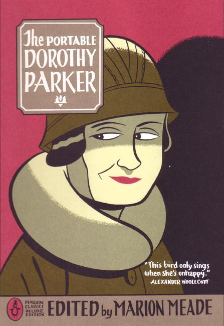 The Portable Dorothy Parker by Dorothy Parker.jpg