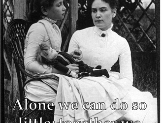 Happy Birthday, Helen Keller!