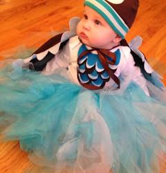 Happy (belated) Halloween from Lorelai!