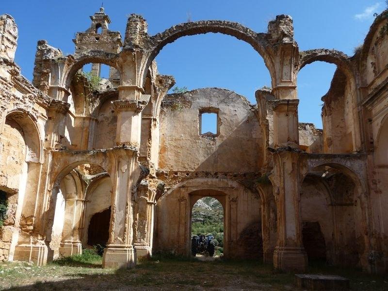 Interior Convento Servita