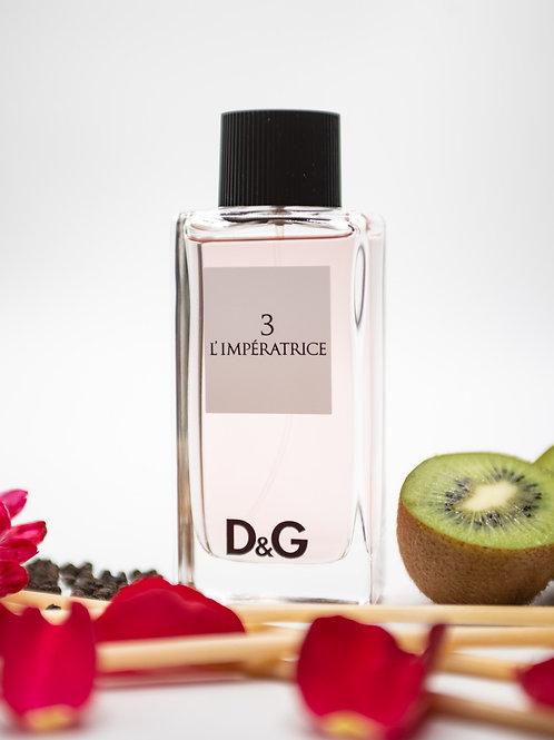 D&G No 3 L'imperatrice 100ml