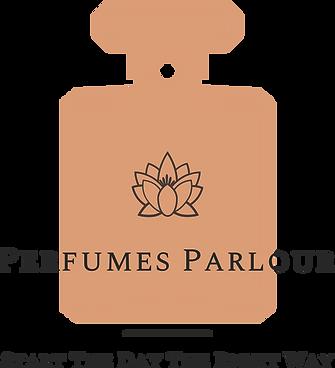 Perfumes Parlour Online Shop Logo