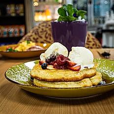 Cheshire Pancakes