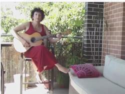 crop guitare