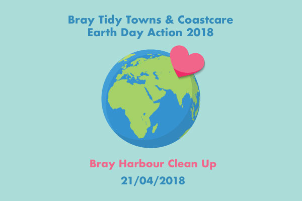 Bray Tidy Towns & Coastcare Harbour Clean-Up
