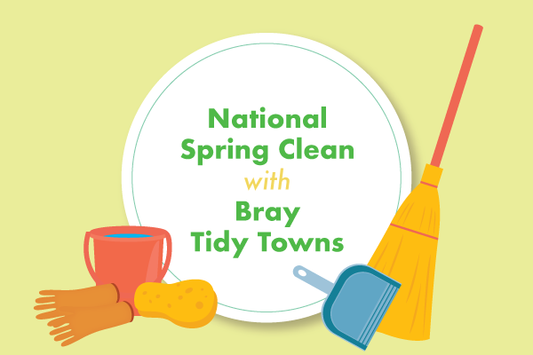 National Spring Clean with Bray Tidy Towns