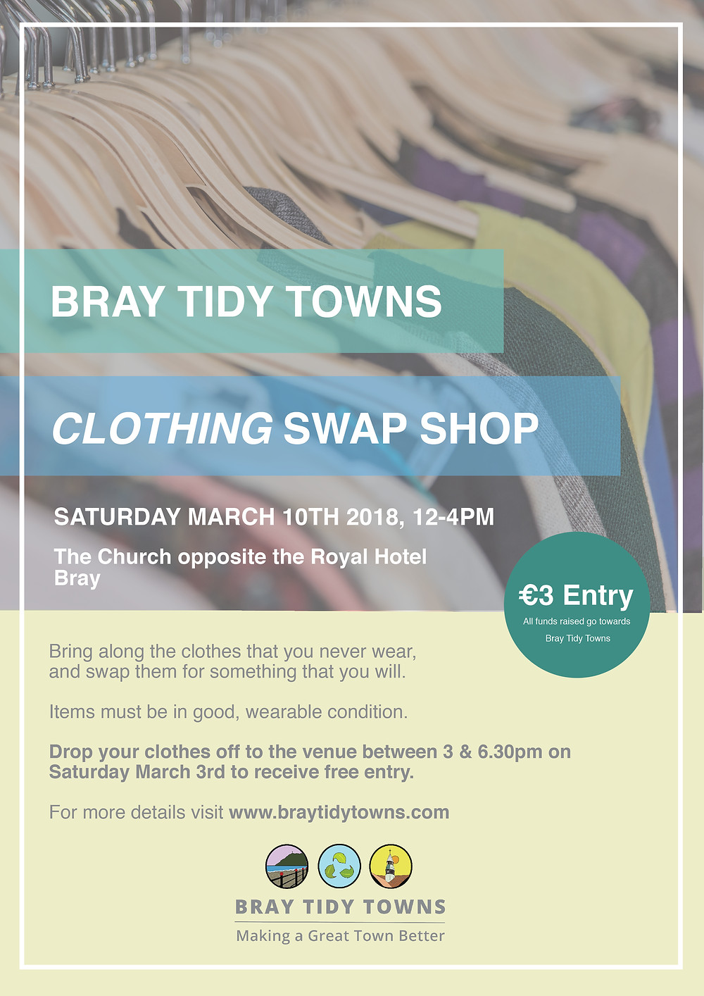 Clothing Swap Shop