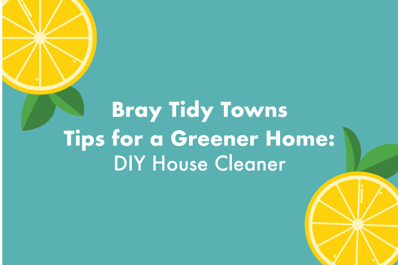 Tips for a Greener Home: DIY Household Cleaner