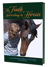 The Truth According to Horses Book Cover