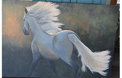 Click Here for Horse Art