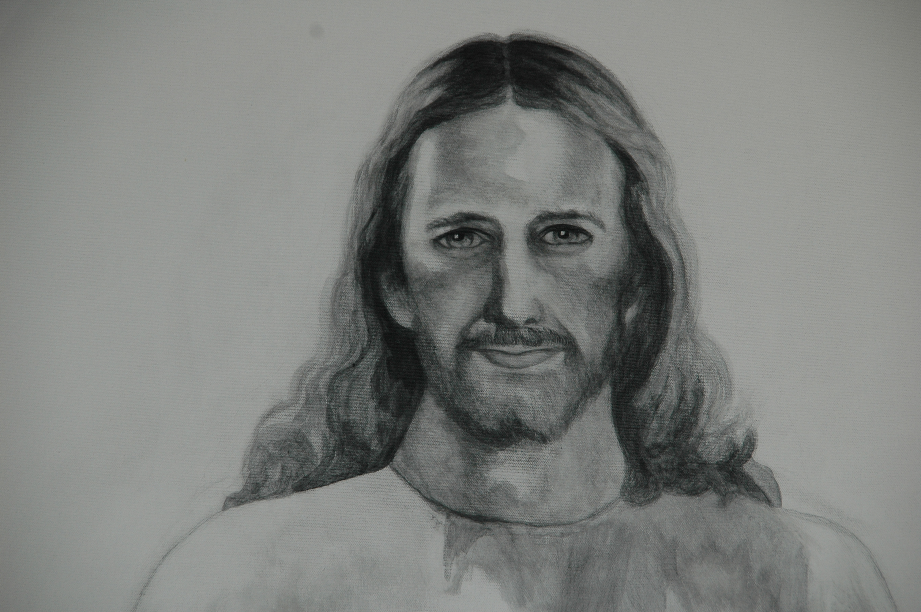 Sketch for Christ 3