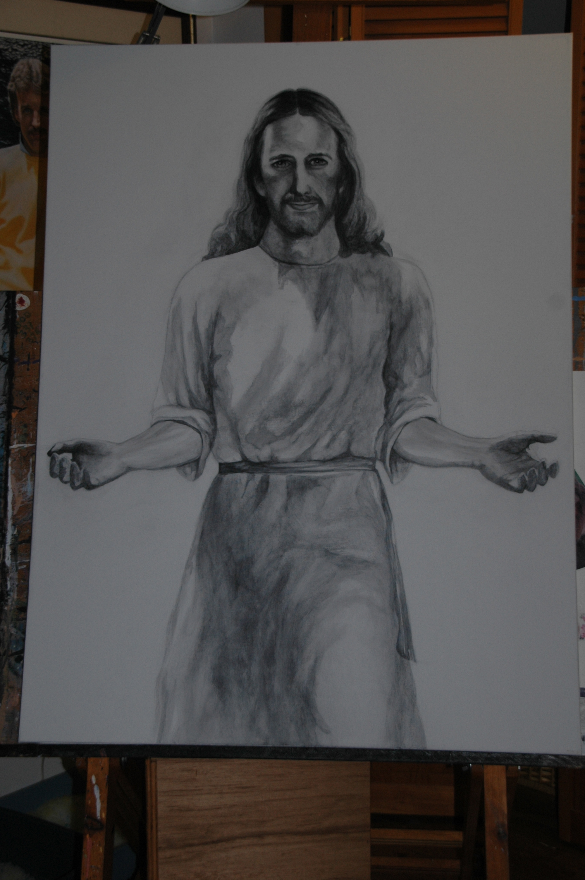 Sketch for Christ 2
