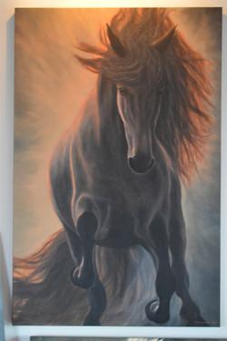 Horses Take Us... at Godspeed