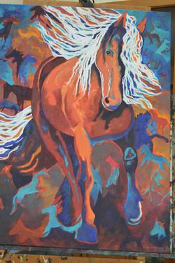 Equus...33 horses