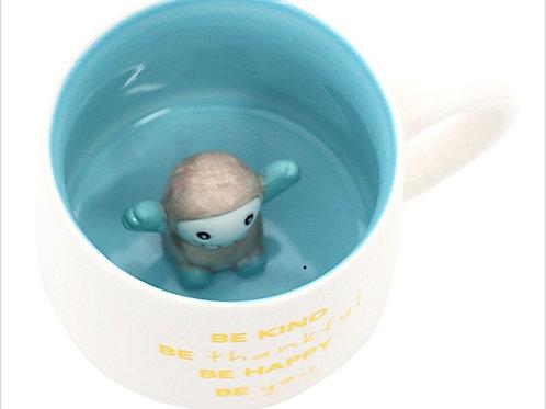 Peekaboo Mug