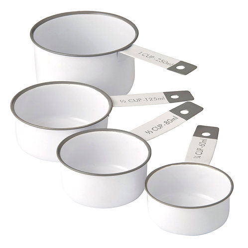 Austen Measuring Cups set of 4 by Academy