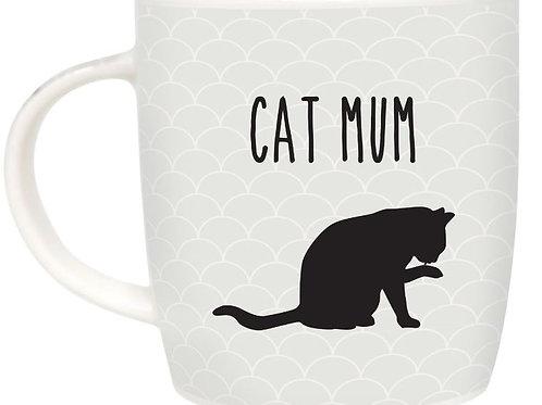 Cat Mum Pet Mug