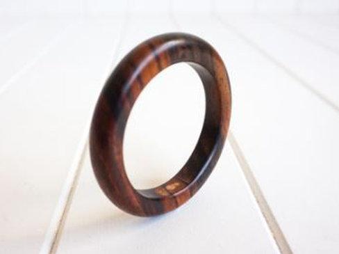 Wooden Round Bangle