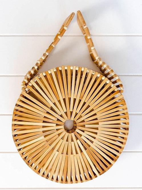 Bamboo Bag - round